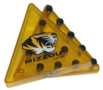 Mizzou Tiger Head Peg Game