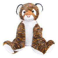 "22.2"" Jumbo Stuffed Tiger"