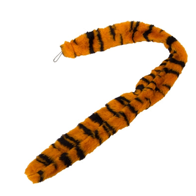 Mizzou Plush Tiger Tail Large