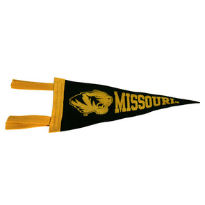 Missouri Tiger Head Mini Pennant