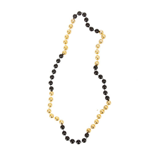 Mizzou Black & Gold Beads
