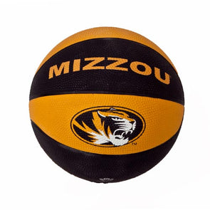 Mizzou Oval Tiger Head Youth Basketball