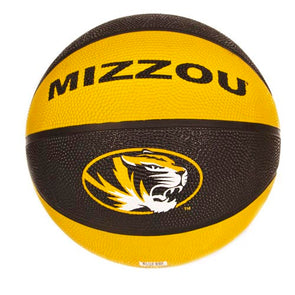 Mizzou Oval Tiger Head Crossover Full Size Basketball