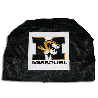 Mizzou Black Gas Grill Cover