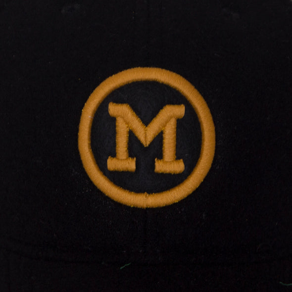 Mizzou Classic Collection Black Trucker Hat