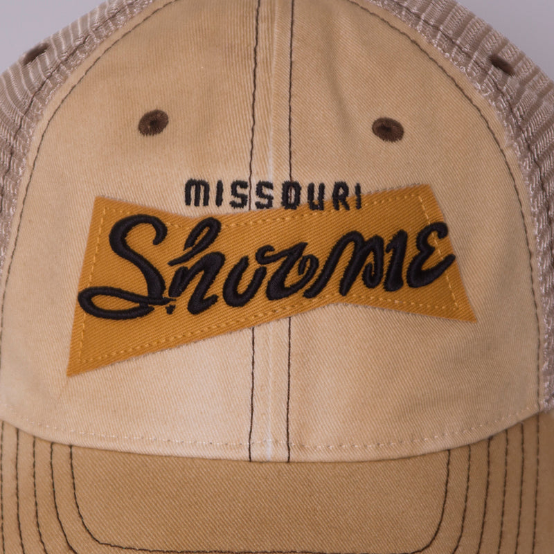 Missouri Classic Collection Show Me Tan Trucker Hat