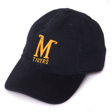 5f98a0a63d3 Mizzou Tigers Classic Collection Black Adjustable Hat – Tiger Team Store