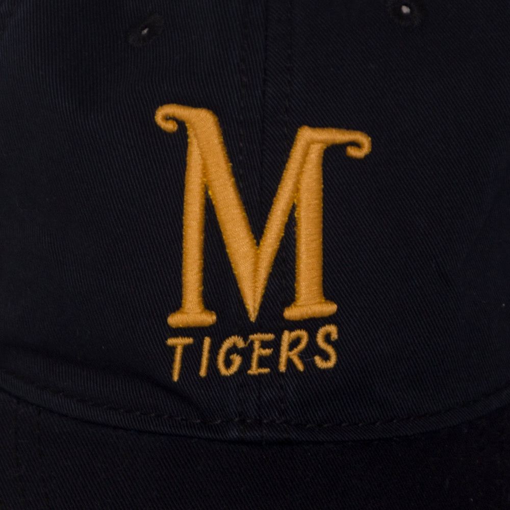 f78471b6d8f Mizzou Tigers Classic Collection Black Adjustable Hat – Tiger Team Store