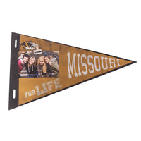 Missouri for Life Pennant Clip Photo Frame