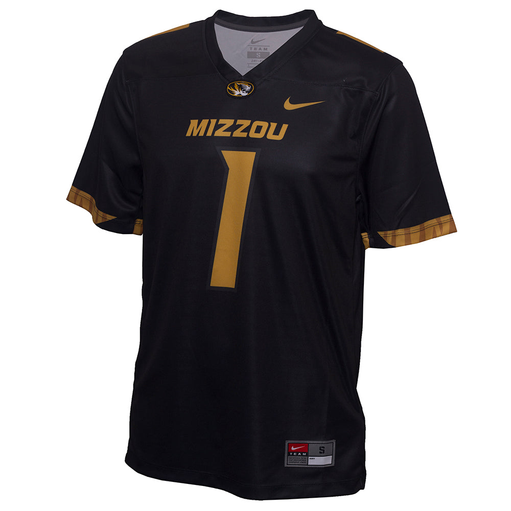 Mizzou Nike reg 2018 Official Replica Football Jersey – Tiger Team Store 4fb6ea0c7