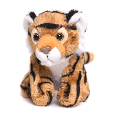 "5"" Mini Plush Tiger"