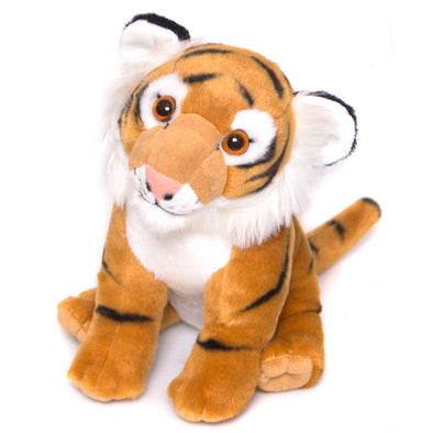 "10"" Plush Sumatran Tiger"