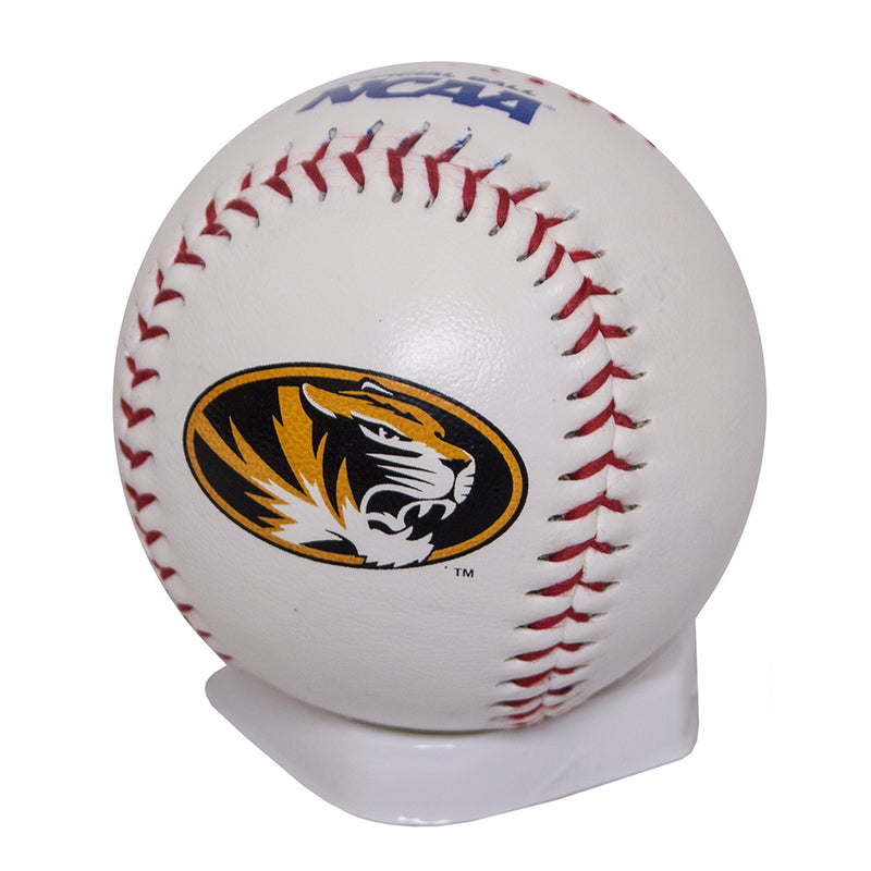 Mizzou Oval Tiger Head Baseball
