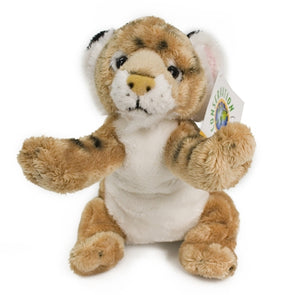"Mizzou 9"" Stuffed Tiger Cub"
