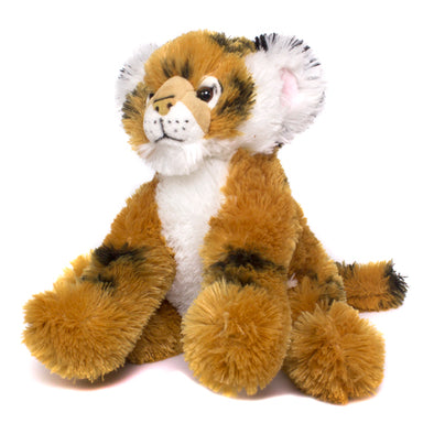"Mizzou 14"" Laying Stuffed Tiger"