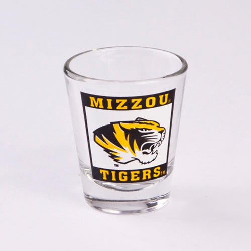 Mizzou Tigers Boxshot Shot Glass