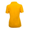 Mizzou Tiger Head Women's Gold Polo