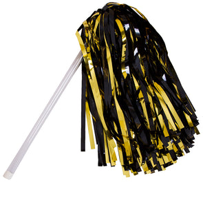 Mizzou Metallic Black and Gold Baton