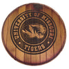 University of Missouri Tigers Tiger Head Wooden Sign