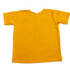 Mizzou Tigers Tiger Head Wicking Youth Gold T-Shirt