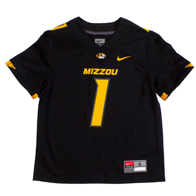 Mizzou Nike® 2020 Official Youth Replica #1 Football Jersey