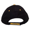Mizzou Oval Tiger Head SEC Black Adjustable Hat