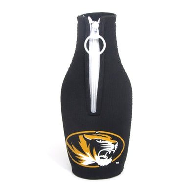 Mizzou Oval Tiger Head Bottle Holder