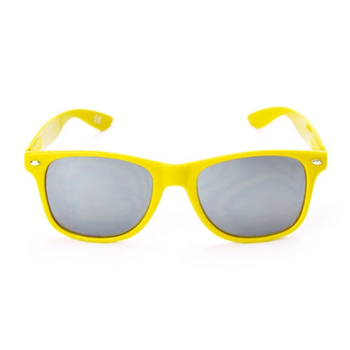 Mizzou Tiger Head Gold Sunglasses
