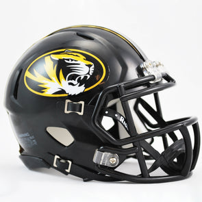Authentic Mini Mizzou Football Helmet