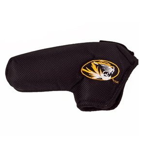 Mizzou Oval Tiger Head Putter Blade Gripper Head Cover