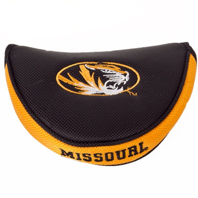 Missouri Oval Tiger Head Mallet Putter Head Cover