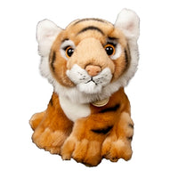 "Mizzou 10"" Sitting Stuffed Tiger"