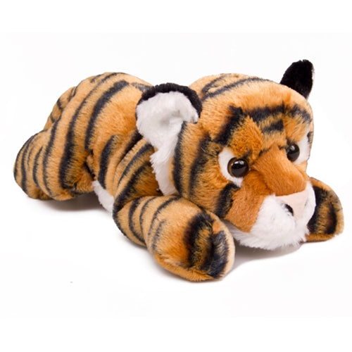 "Mizzou 12"" Laying Stuffed Tiger"