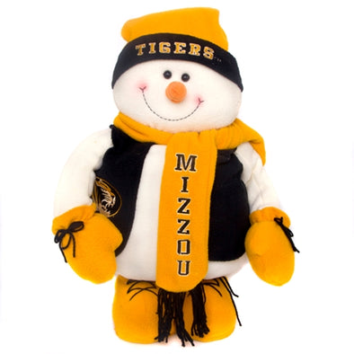 Mizzou Tigers Adjustable Snowman