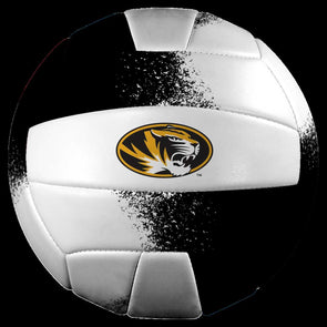 Mizzou Oval Tiger Head Volleyball