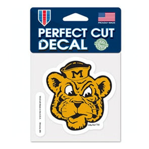 Mizzou Vintage Tiger Decal