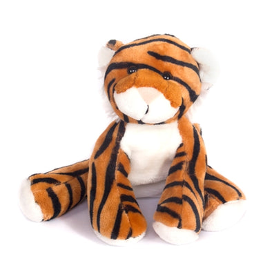 Sitting Stuffed Tiger 7.5""