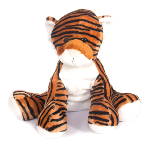 "Mizzou 14.5"" Sitting Stuffed Tiger"
