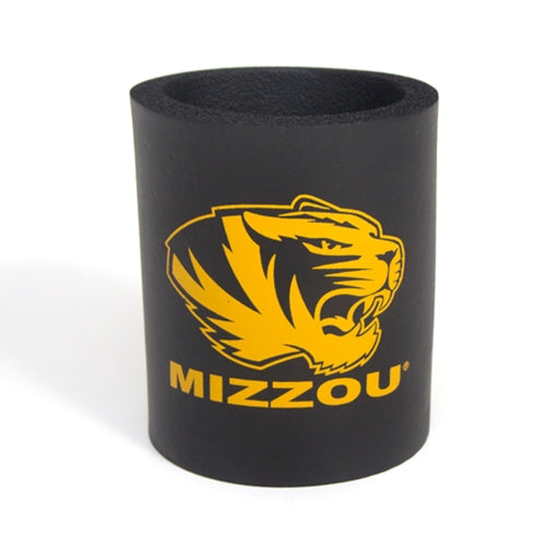 Mizzou Oval Tiger Head Can Holder