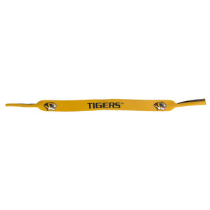 Mizzou Tiger Head Gold Sunglasses Strap