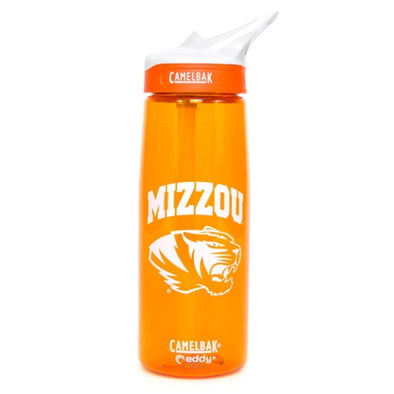 Mizzou CamelBak Orange Water Bottle