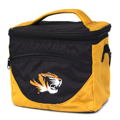 Mizzou Tiger Head Half Time 9 Can Lunch Cooler