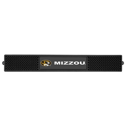 Mizzou Oval Tiger Head Drink Mat