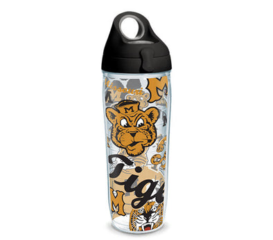 Mizzou Classic Collection Vintage Water Bottle 24oz.