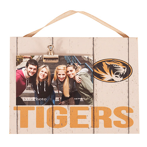Mizzou Tigers Clip Photo Frame