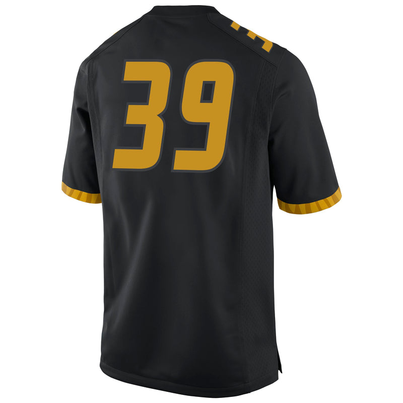 Mizzou Nike® 2017 Black Replica Football Jersey #39