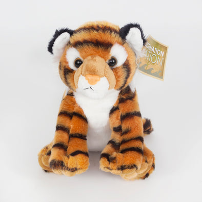 Mizzou Plush Tiger Destination Nation 8""