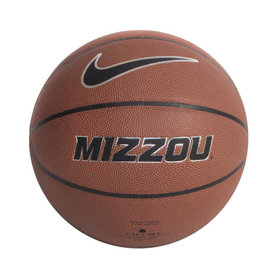Mizzou Nike® Oval Tiger Head Basketball