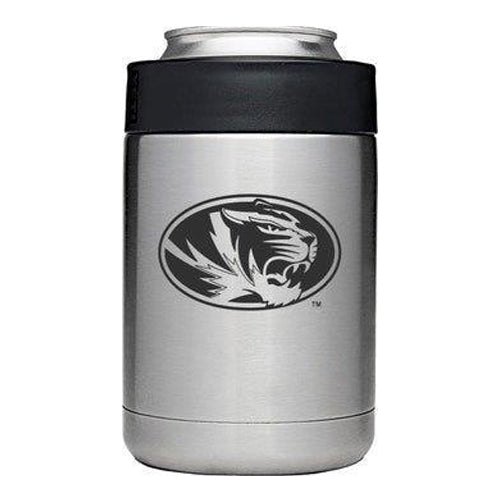Missouri Tiger Head Yeti Rambler® Colster Can Cover