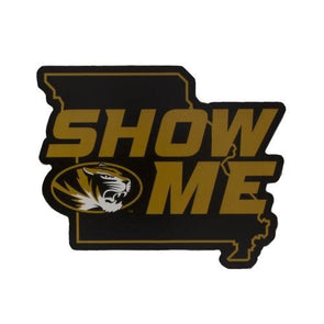 Mizzou Show Me Decal